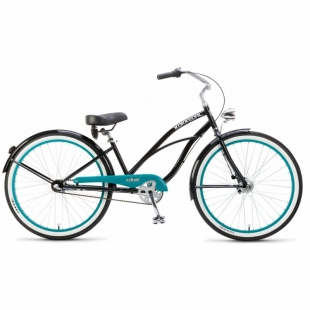 KOKKEDAL SMOOTH TURKUSOWY - BEACH CRUISER