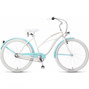 KOKKEDAL BLOOM TURKUS - BEACH CRUISER