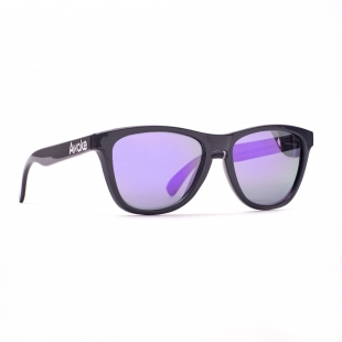 Awake Polished Grey - Purple Polarized