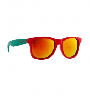 MAJESTY Shades L+ red / mint