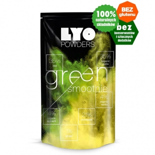 LYO koktajl GREEN SMOTHIE