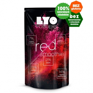 LYO koktajl RED SMOOTHIE