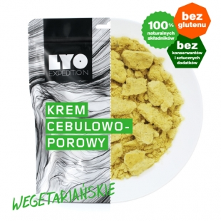 LYO KREM CEBULOWO-POROWY