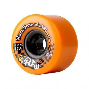 SECTOR 9 RACE FORMULA 70MM 82A ORANGE CS