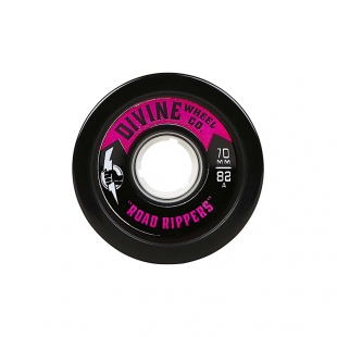 DIVINE ROAD RIPPERS 70MM 82A BLACK