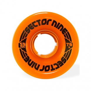 SECTOR 9 ORANGE FORMULA 59MM 78A