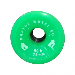 RAPTOR RIPPERS 72MM 80A GREEN