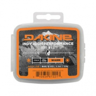 DAKINE SMAR INDY WAX WARM TEMP (4.5 oz)