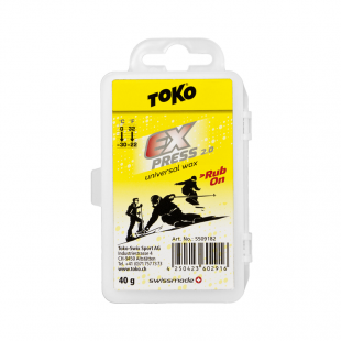 TOKO smar express rub-on 2.0