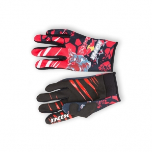 KINI RB revolution gloves red/black