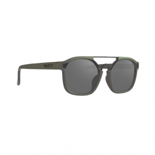 MAJESTY Wire army green/black
