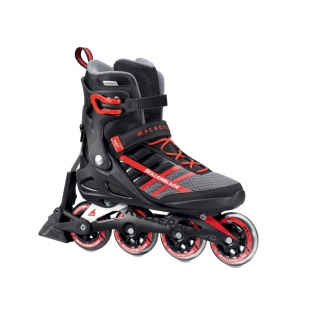 ROLLERBLADE MACROBLADE 84 ABT blk/red