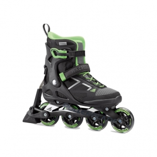 ROLLERBLADE MACROBLADE 80 ABT W blk/mint