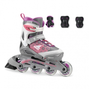 ROLLERBLADE COMBO 72 G wht/pur