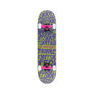 ENUFF Scramble Green/Purple 7.75