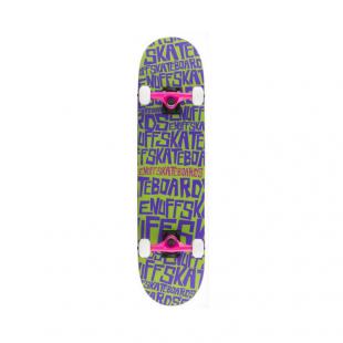 ENUFF Scramble Green/Purple